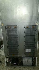 parrilla condensador de neveras