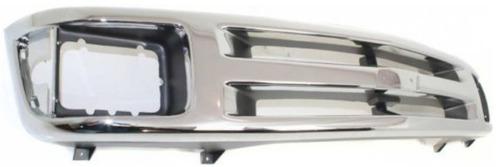 parrilla cromada de chevrolet s10 / s-10 pickup 1994 - 1997