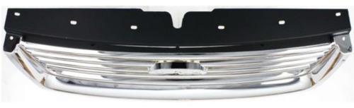 parrilla cromada de ford explorer xlt / limited 2006 - 2010