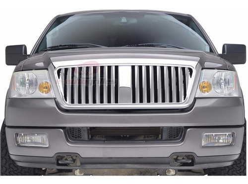 parrilla cromada de lincoln mark lt 2005 - 2008 nueva!!!