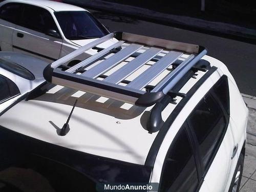 parrilla de aluminio plana de 120 cm. picanto, spark, tiggo