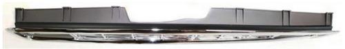 parrilla de ford bronco i i 1984 - 1988 con marco cromado