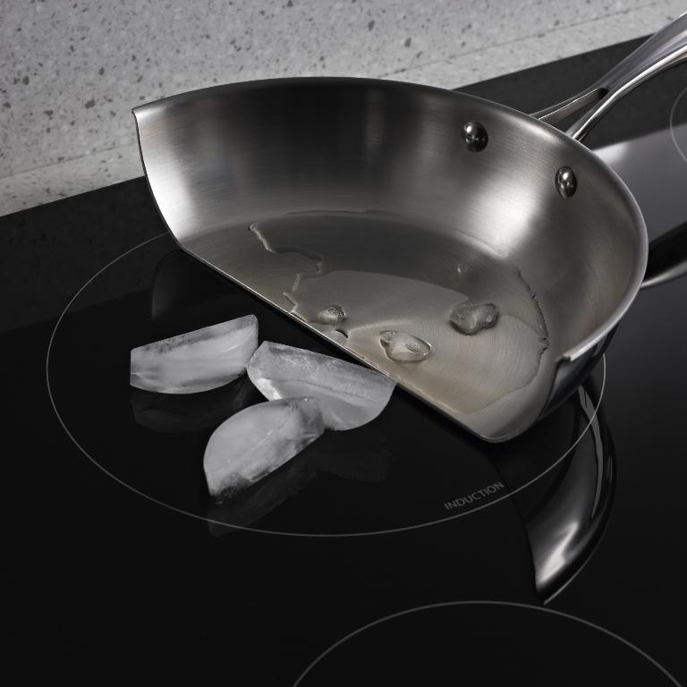 Parrilla de induccion magnetica 2 quemadores ecocinare - Cocina electrica de induccion ...