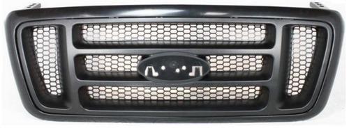 parrilla de marco negro ford f150 / f-150 lobo 2004 - 2008