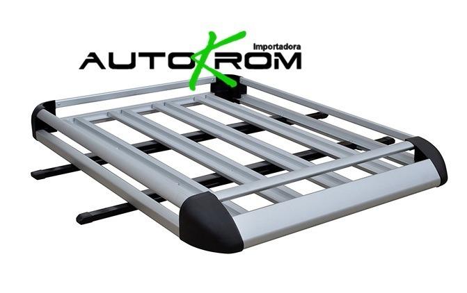7acba3a04 Parrilla De Techo Aluminio + Barras 1,1x0,9mt Oferta Oferta ...