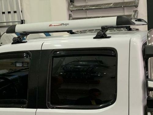 parrilla de techo de lujo portaequipaje + soportes marco