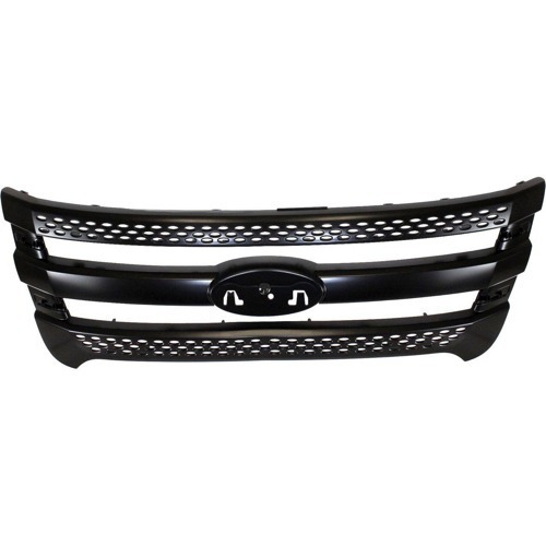 parrilla delantera frontal ford explorer 2012-2015 original