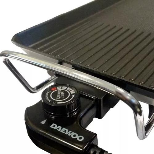 parrilla electrica de mesa daewoo dtg-748