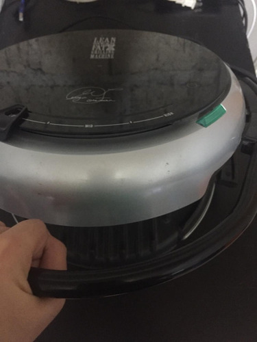 parrilla electrica george foreman 360 grill