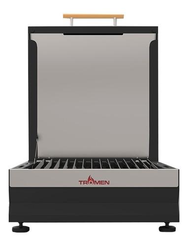 parrilla electrica grill exterior tromen angus e 480 cuotas