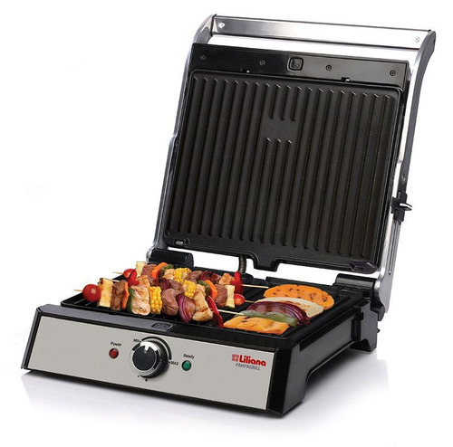 parrilla electrica liliana pampa ak950 2000w