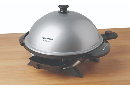 parrilla eléctrica somela grill pro