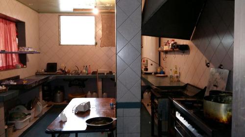 parrilla en venta funcionando con vivienda