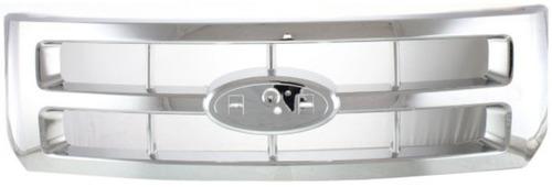 parrilla ford escape 2008 - 2011 marco cromado