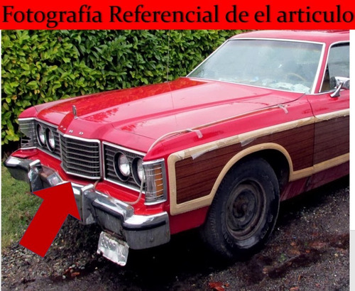 parrilla ford ltd galaxie años 1973-1974 impecable