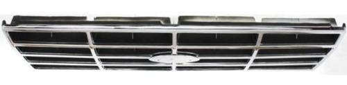 parrilla ford pickup f-100 1982 - 1983 cromada nueva!!!