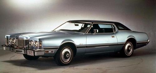 parrilla ford thunderbird 1973 a 1976 original exelente