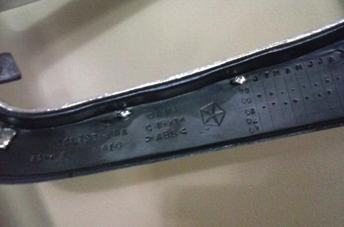 parrilla grand cherokee 02-04 original para pintar