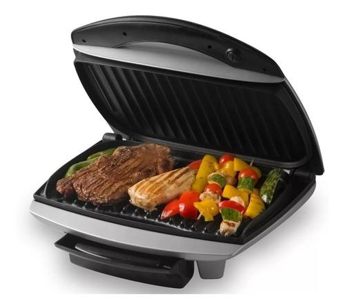 parrilla grill eléctrica atma pg4720e beiro hogar cuotas sin interes
