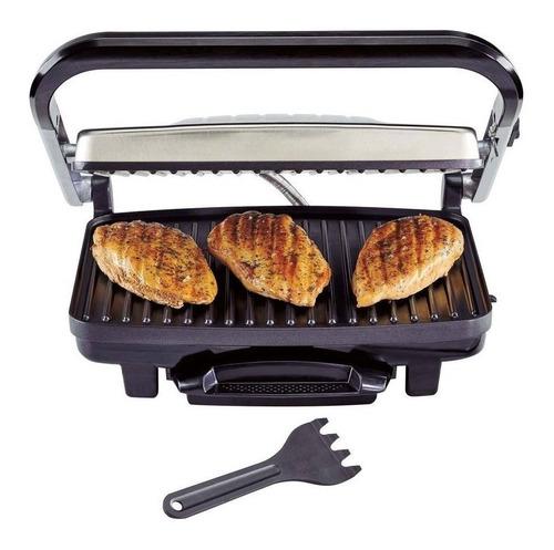 parrilla grill plancha panini hamilton beach envío msi