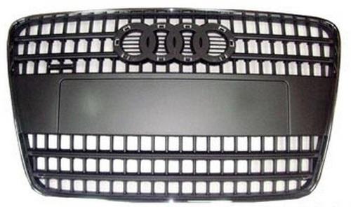 parrilla gris plateado de audi q7 2007 - 2009 nueva!!!