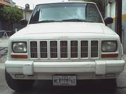 parrilla jeep cherokee 1995-2001