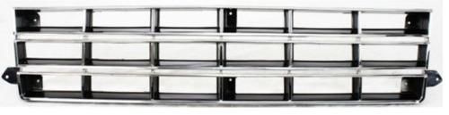 parrilla marco cromado gmc s15 / s-15 / sonoma 1982 - 1990