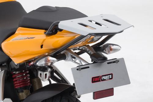 parrilla moto pulsar 200ns, 200as, 150ns, 160ns fire parts