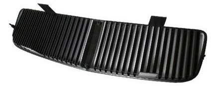 parrilla negra barras verticales dodge charger 2006 - 2010