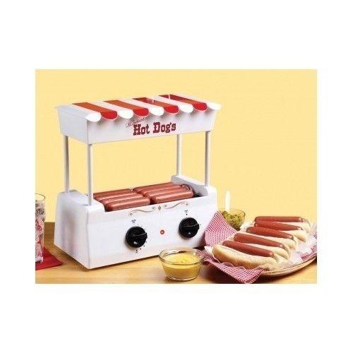 Parrilla para hot dog 39 s rodillos maquina cocinar hot dog 39 s - Maquina de cocinar ...