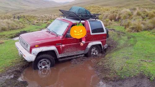 parrilla para jeep daihatsu feroza 4x4