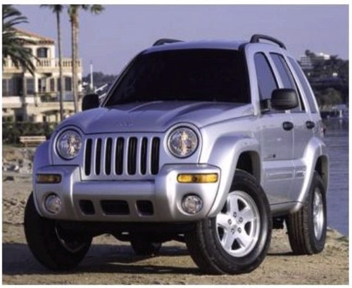 parrilla para jeep liberty