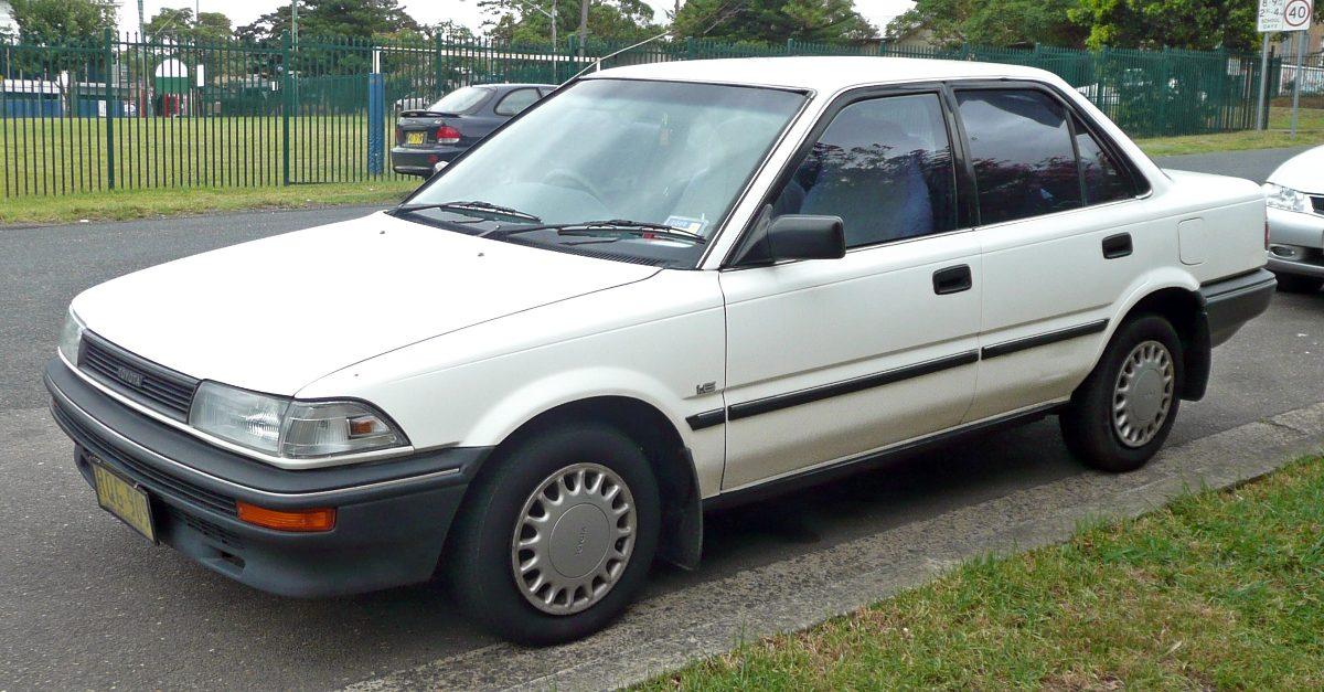 Parrilla Parrilla Toyota Corolla Araya 90 Al 93 Bs 12