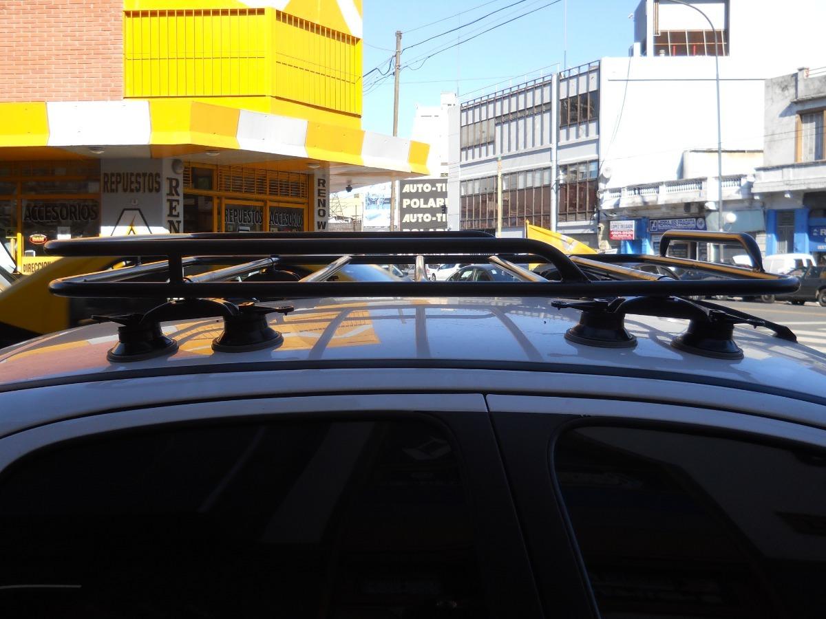 Parrilla Porta Equipaje Con Ventosa Para Ford Ka -   4.499 42dad0bc10ed