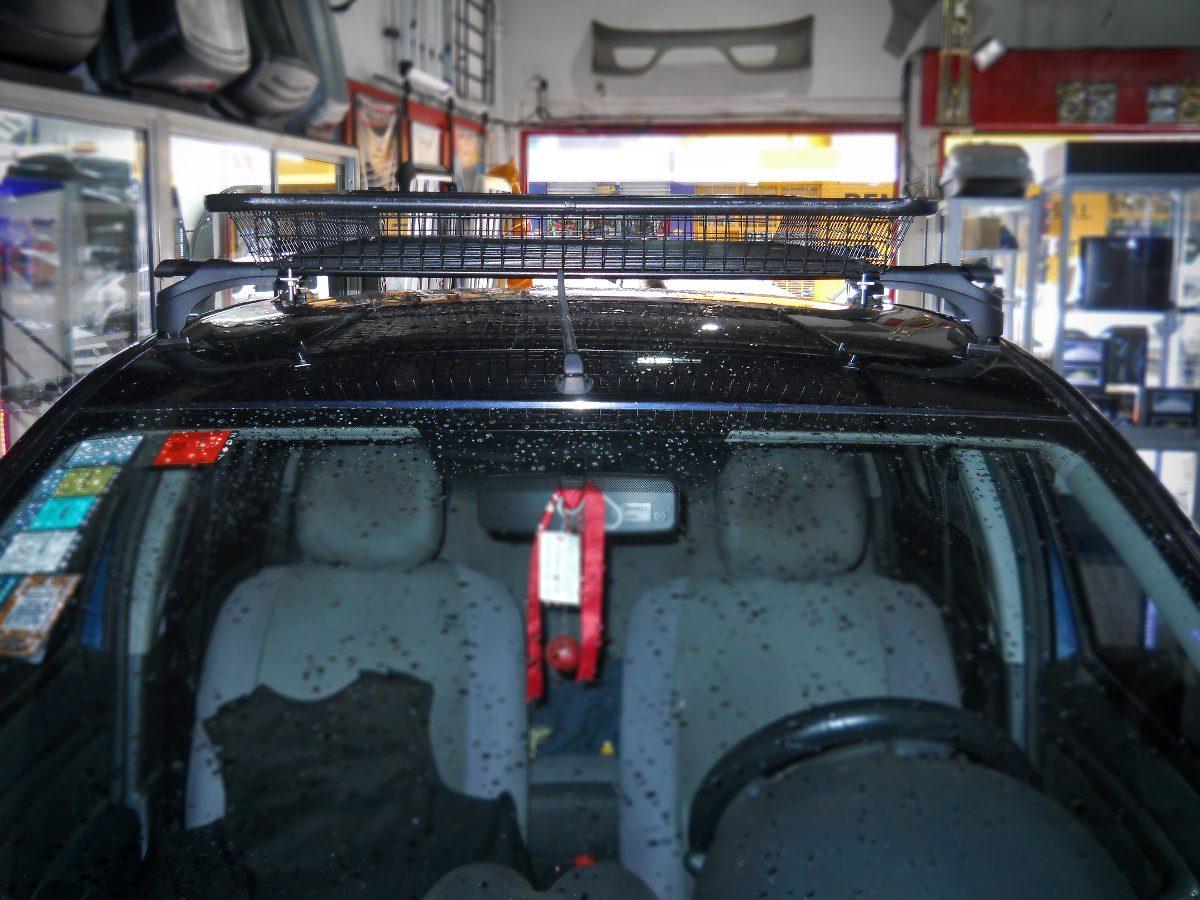 parrilla porta equipaje para auto tipo canasto de fierro. Cargando zoom. 86a4a978f8a6