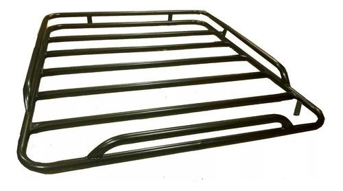 parrilla porta equipaje reforzada negro p/ renault kangoo