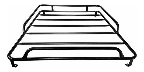parrilla porta equipaje sobre barras universal