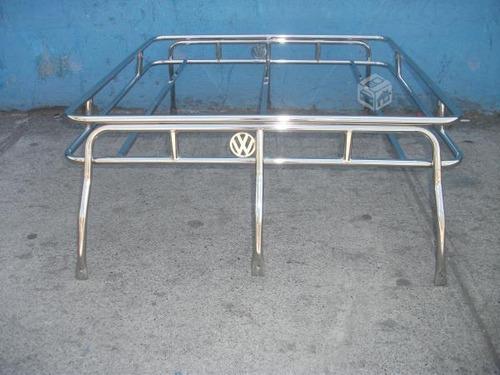 parrilla porta equipaje volkswagen escarabajo