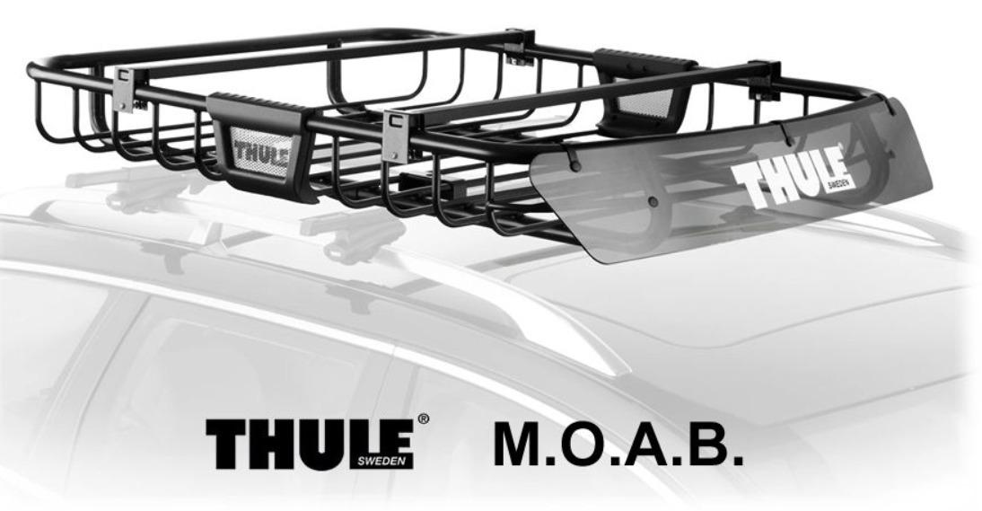 Parrilla Portaequipajes Thule S 1 200 00 En Mercado Libre