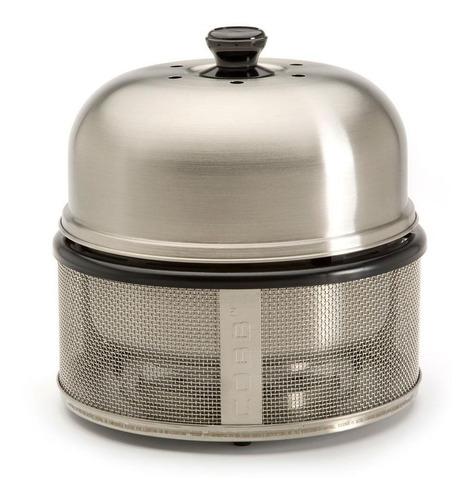 parrilla portatil cobb con bolso rejilla a carbon sin humo e