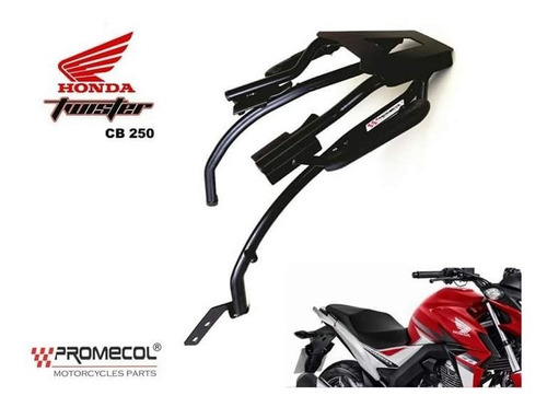 parrilla promecol moto honda twister 250 aolmoto