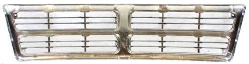 parrilla ram van b150 b250 b350 1994 - 1994 marco cromado