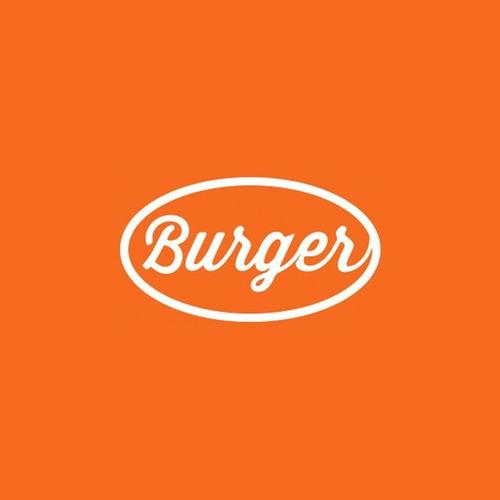 parrilla rodante burger -  línea 50 cm. - tamaño grande