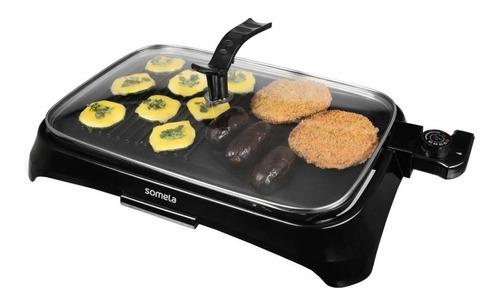 parrilla somela anti-adherente chef grill