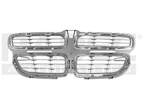 parrilla  stratus 01-03 c/marco interior gris