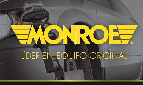 parrilla suspension renault logan sandero monroe kit x2