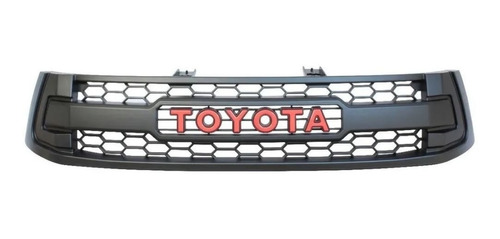 parrilla trd toyota hilux 2016/2018 tipo trd