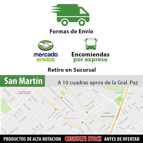parrillas 205 s/escudo