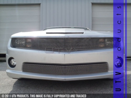 parrillas billet phantom cromadas camaro  2010 2011 2012 au1