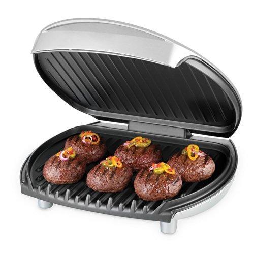 parrillas de contacto,george foreman grill gr0030p tamañ..